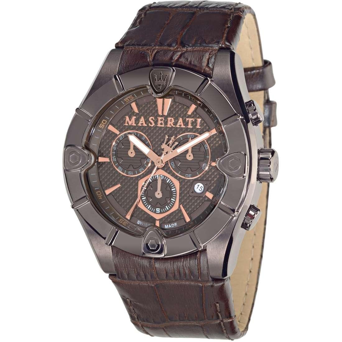 watch chronograph man Maserati MECCANICA R8871611001