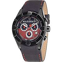 watch chronograph man Maserati MECCANICA R8871611002