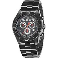 watch chronograph man Maserati MECCANICA R8873611001