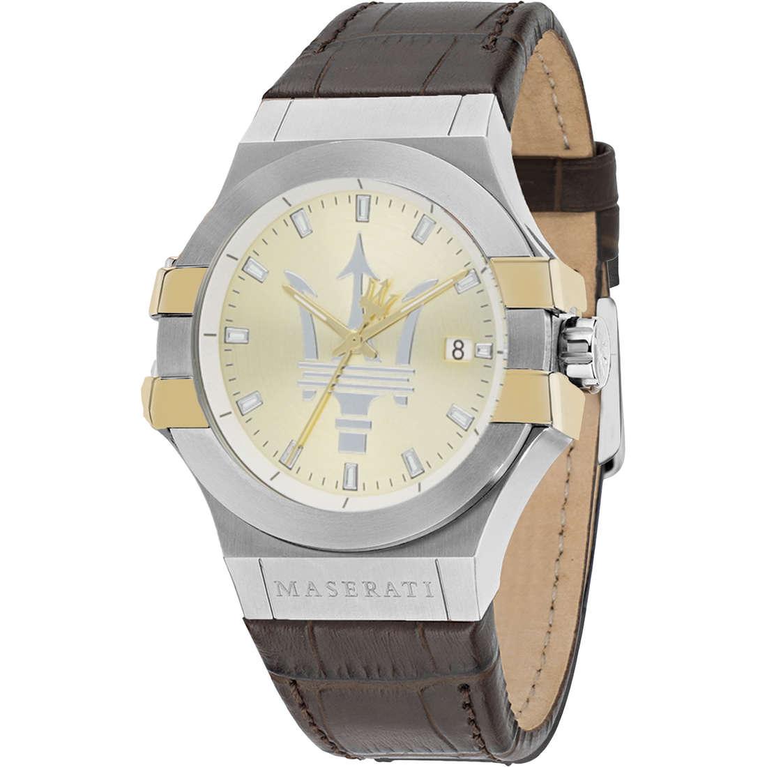 watch chronograph man Maserati Potenza R8851108017