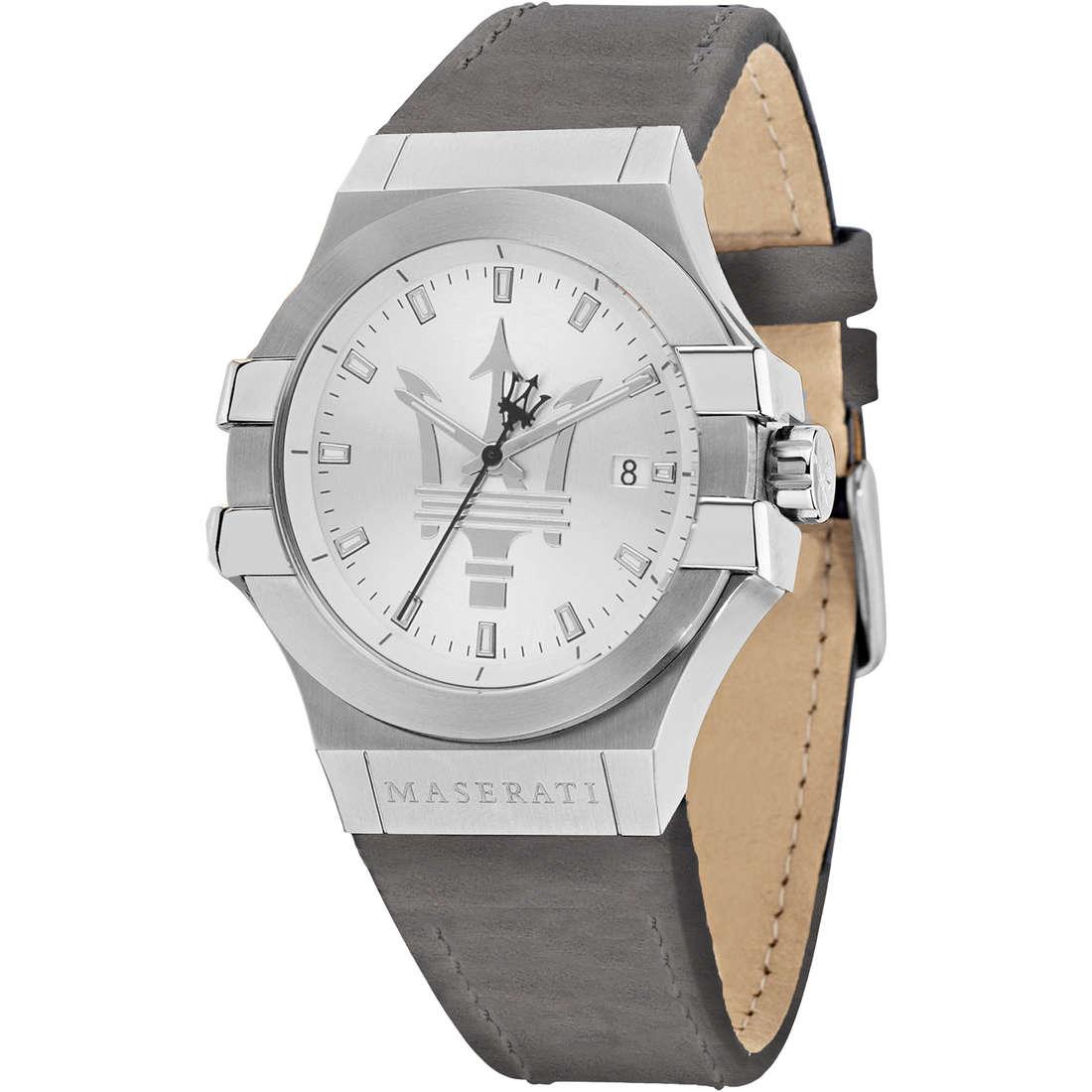 watch chronograph man Maserati Potenza R8851108018