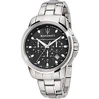 watch chronograph man Maserati Successo R8873621001