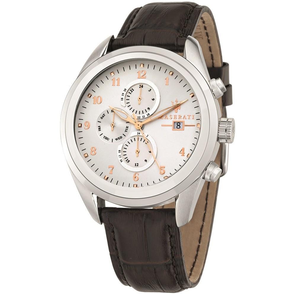 watch chronograph man Maserati Traguardo R8871612003