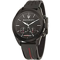 watch chronograph man Maserati Traguardo R8871612004