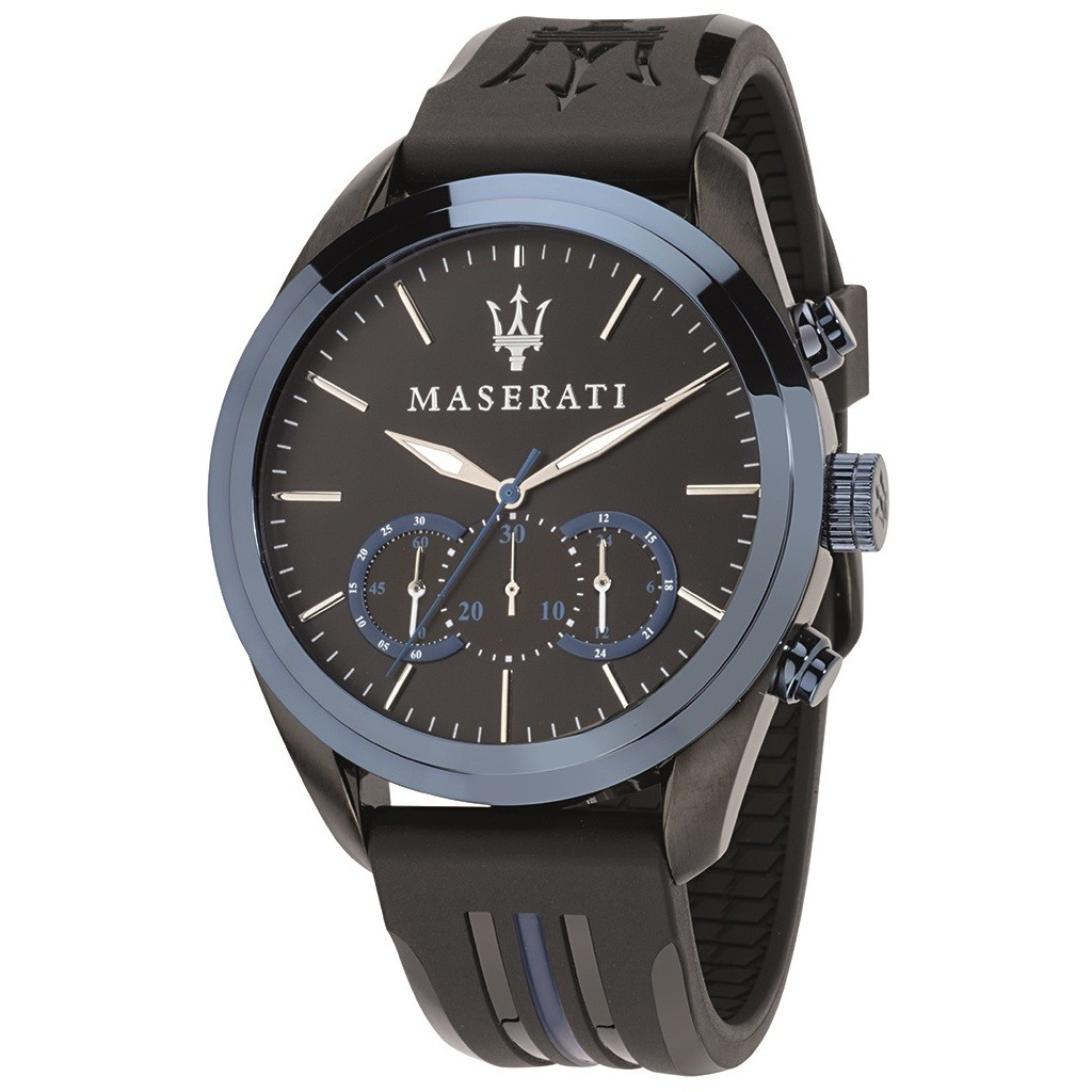 watch chronograph man Maserati Traguardo R8871612006
