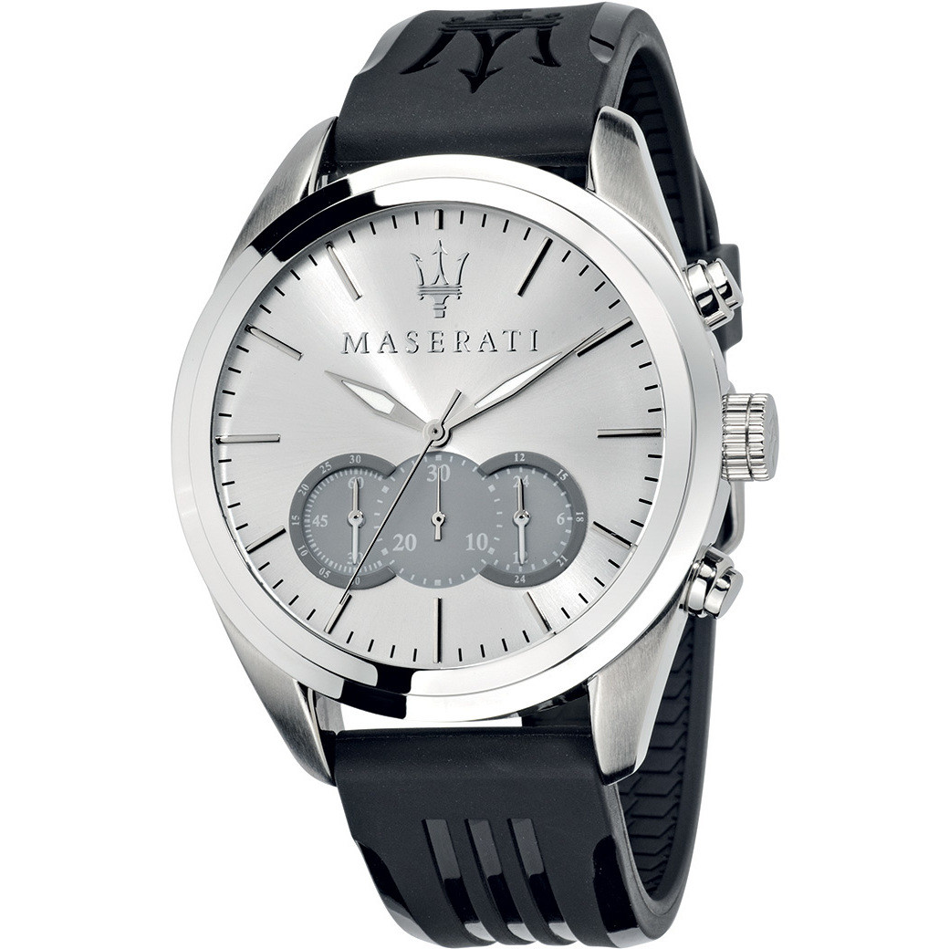 watch chronograph man Maserati Traguardo R8871612012