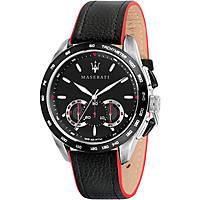 watch chronograph man Maserati  Traguardo R8871612028
