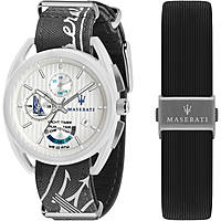watch chronograph man Maserati  Trimarano R8851132002