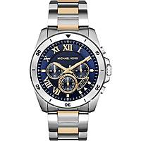 watch chronograph man Michael Kors Brecken MK8437