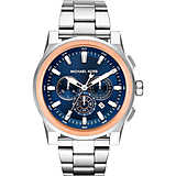 watch chronograph man Michael Kors Grayson MK8598