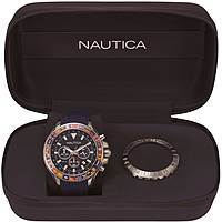 watch chronograph man Nautica Bali NAPBLI001