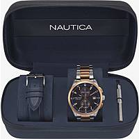 watch chronograph man Nautica Lisbon NAPLSN003