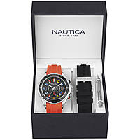 watch chronograph man Nautica NAD18531G
