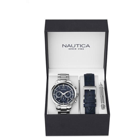 watch chronograph man Nautica NAD18533G