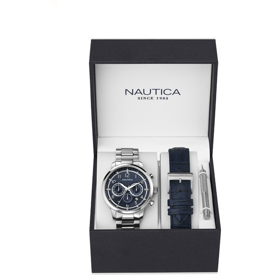 watch chronograph man Nautica Nct 15 Multi NAD18533G