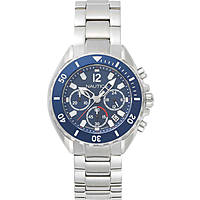watch chronograph man Nautica Newport NAPNWP001BR