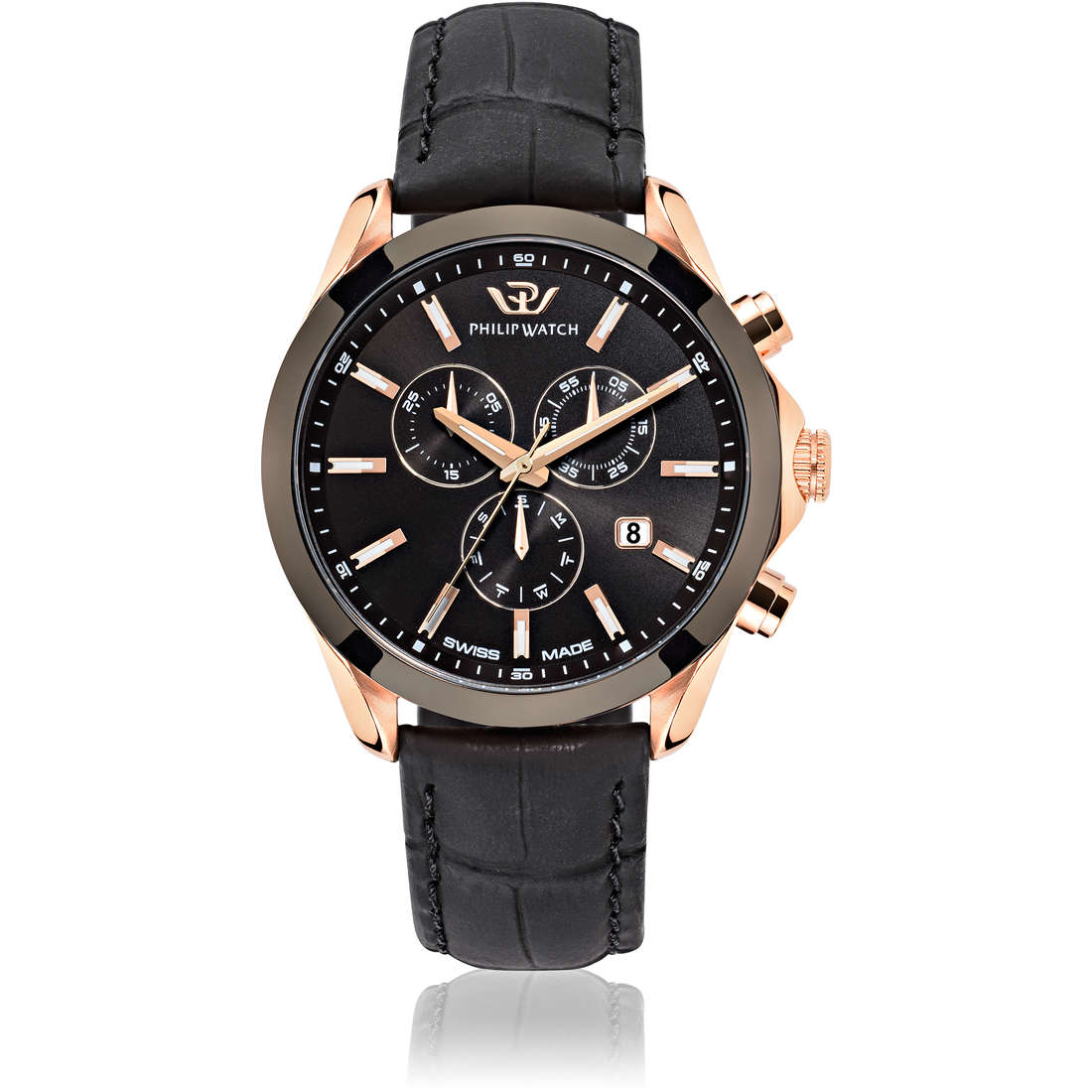 watch chronograph man Philip Watch Blaze R8271665005