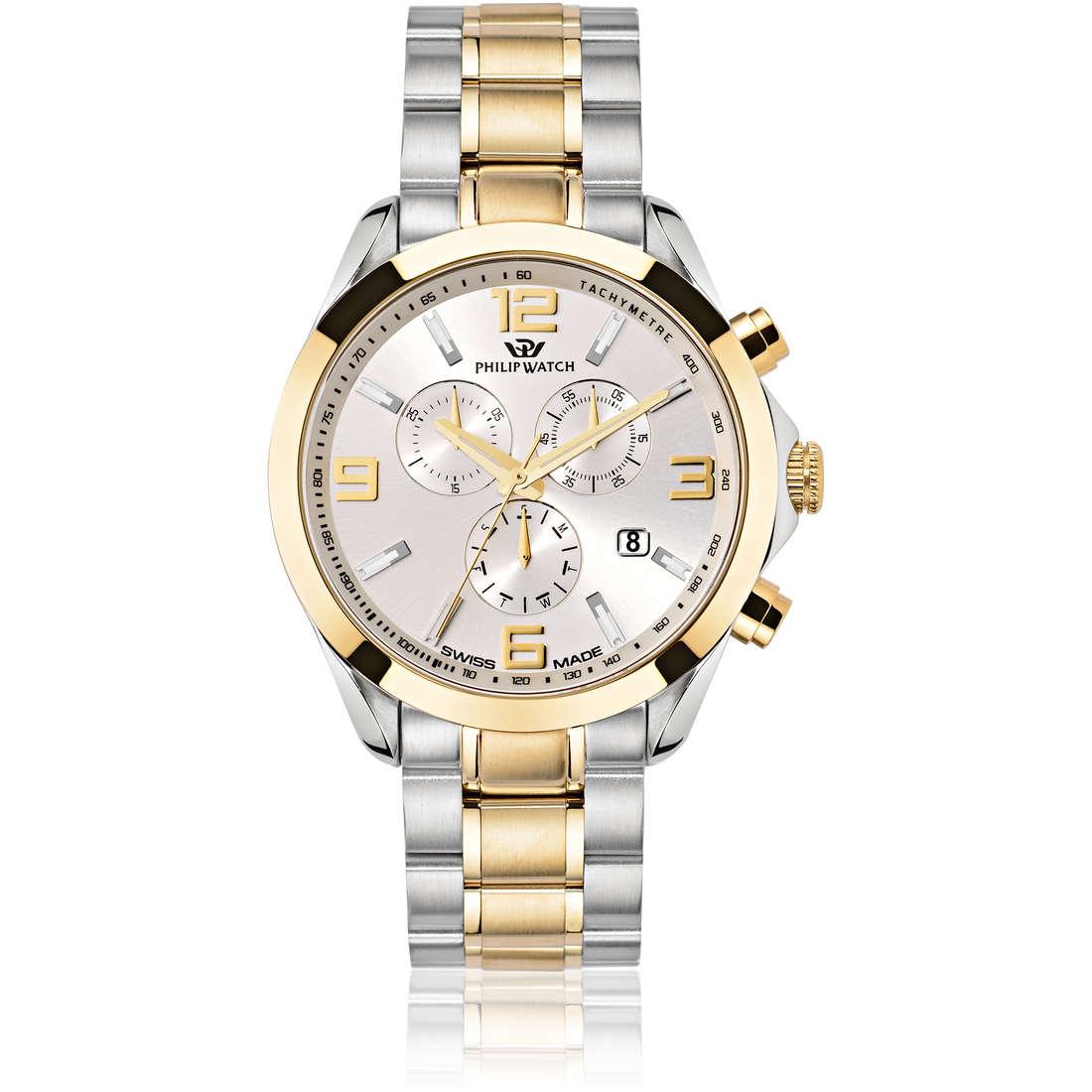 watch chronograph man Philip Watch Blaze R8273665002