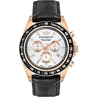 watch chronograph man Philip Watch Caribe R8271607002