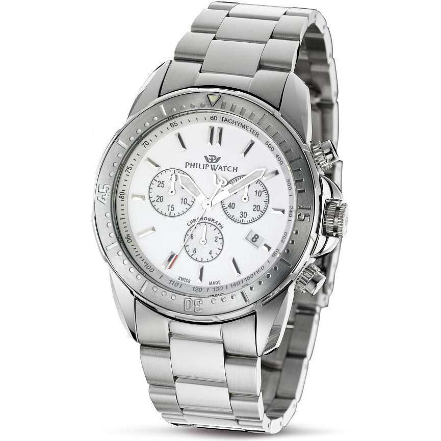 watch chronograph man Philip Watch Cruiser R8273694045
