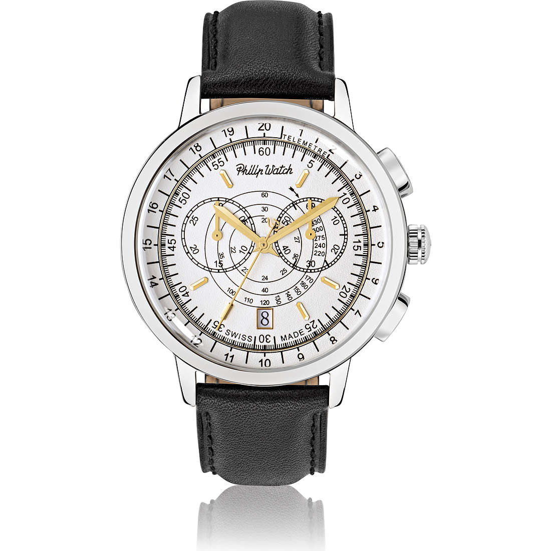 watch chronograph man Philip Watch Grand Archive R8271698003