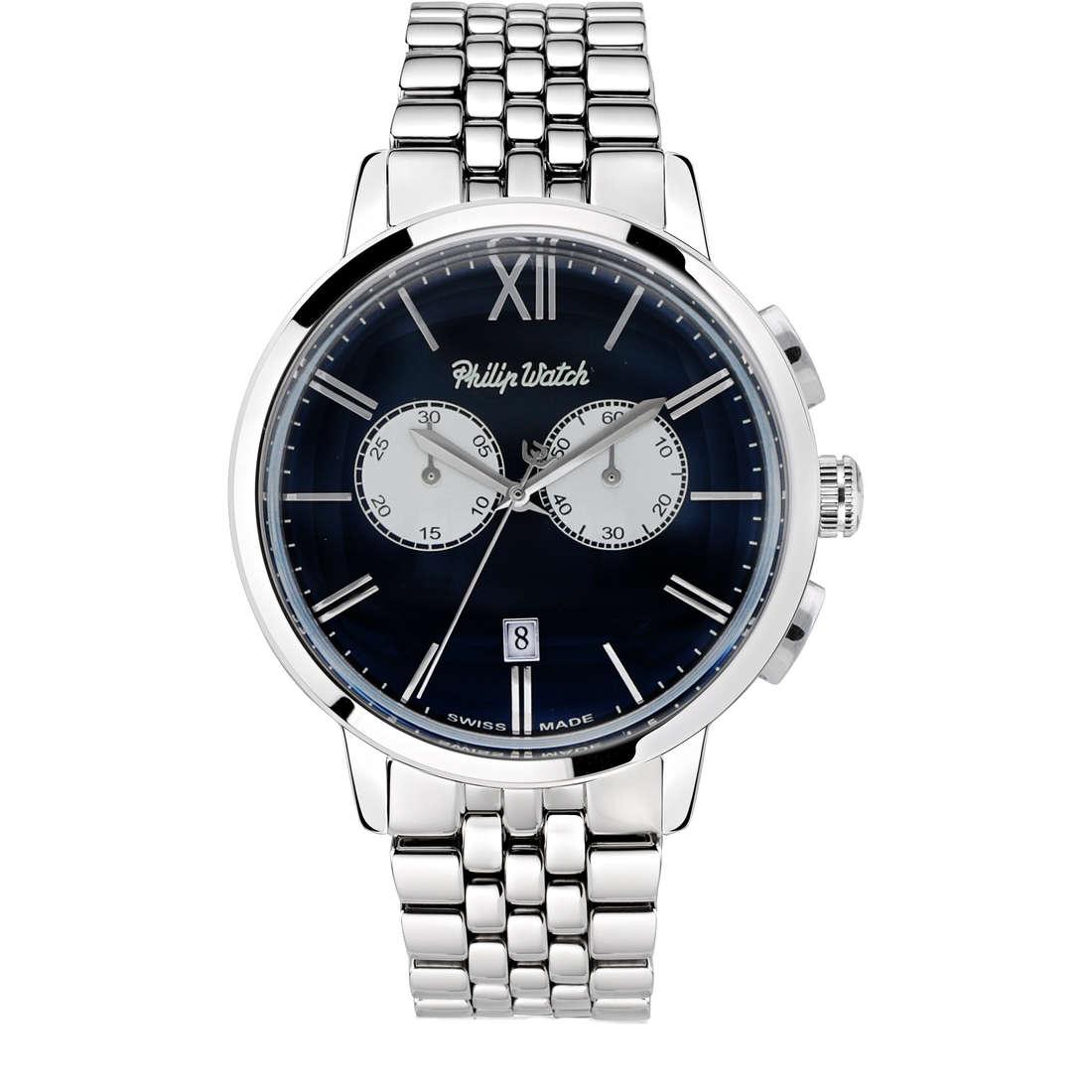 watch chronograph man Philip Watch Grand Archive R8273698003