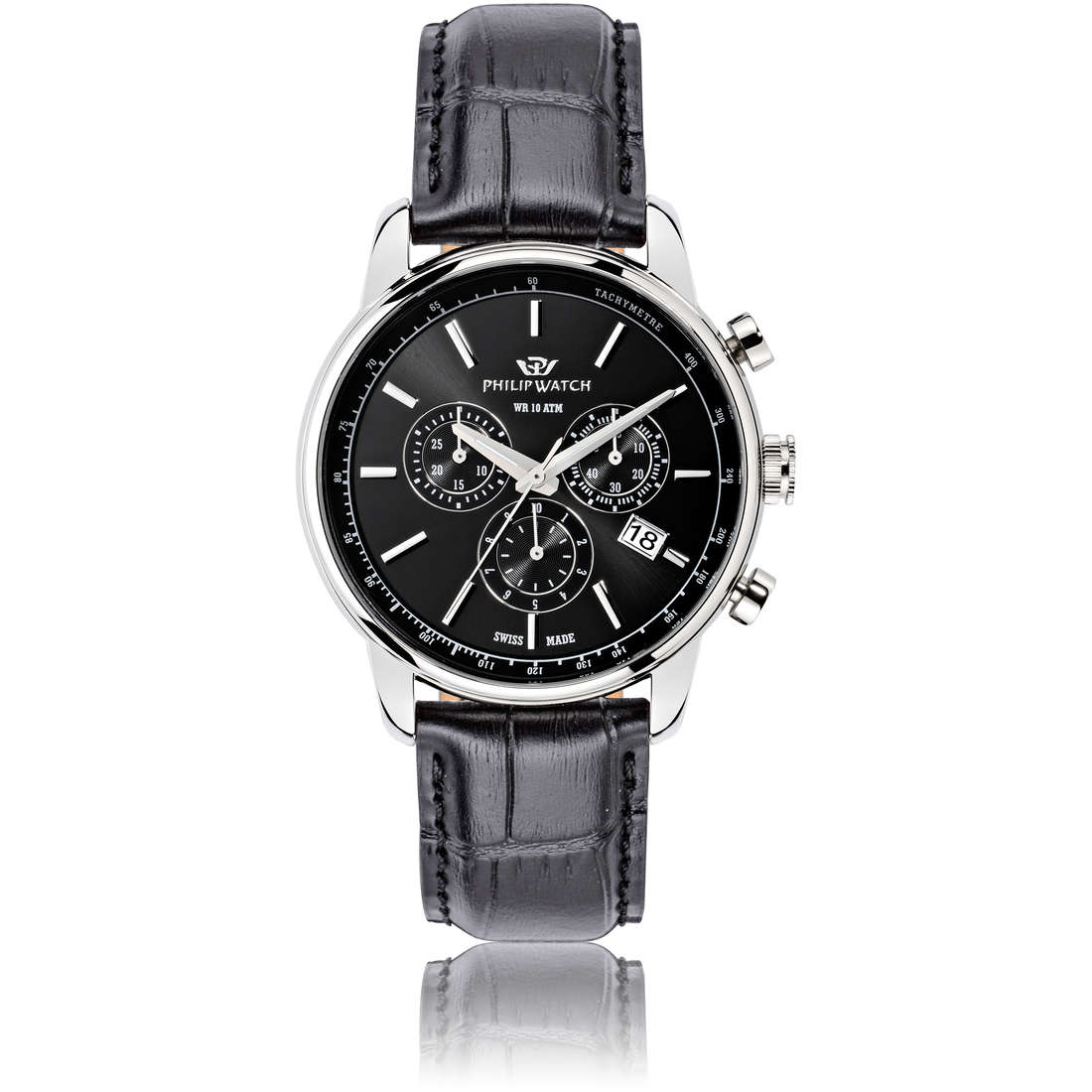 watch chronograph man Philip Watch Kent R8271678004