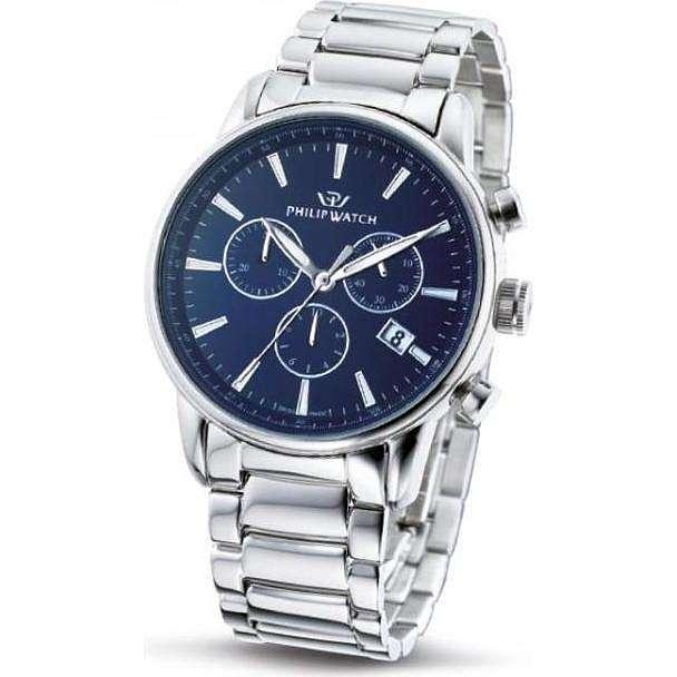 watch chronograph man Philip Watch Kent R8273678003