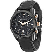 watch chronograph man Philip Watch Seahorse R8271996004