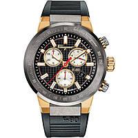 watch chronograph man Salvatore Ferragamo F-80 F55020014