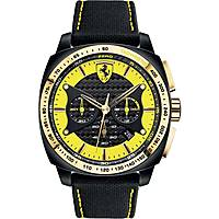watch chronograph man Scuderia Ferrari Aero FER0830291