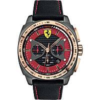 watch chronograph man Scuderia Ferrari Aero FER0830294