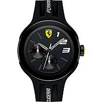watch chronograph man Scuderia Ferrari Fxx FER0830225