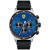 watch chronograph man Scuderia Ferrari Piloa FER0830388