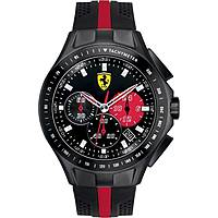 watch chronograph man Scuderia Ferrari Race FER0830023