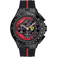 watch chronograph man Scuderia Ferrari Race FER0830077