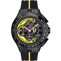 watch chronograph man Scuderia Ferrari Race FER0830078