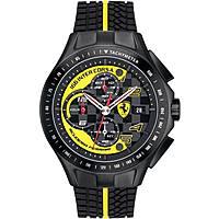 watch chronograph man Scuderia Ferrari Race FER0830078
