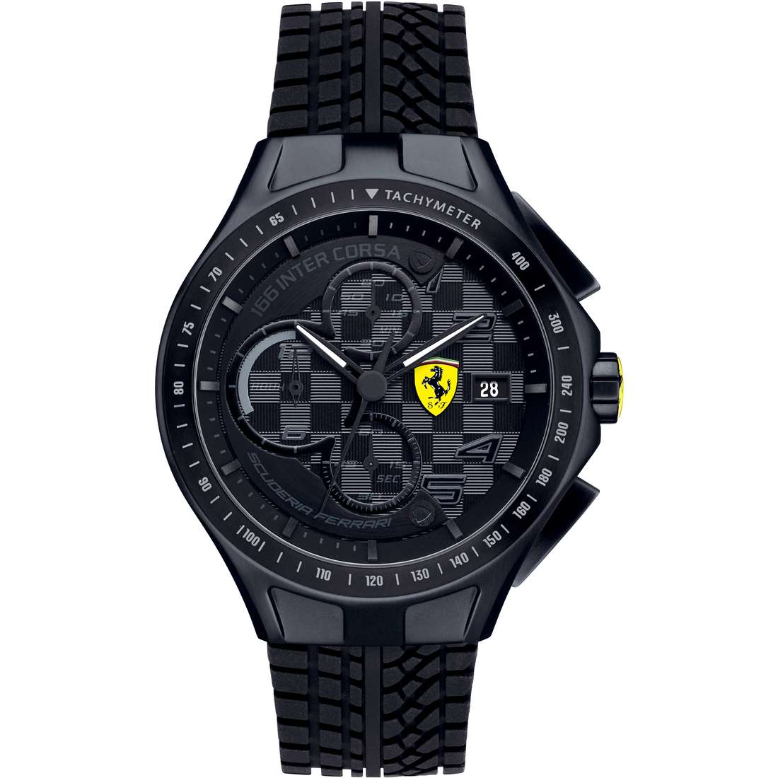 watch chronograph man Scuderia Ferrari Race FER0830105