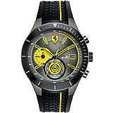 watch chronograph man Scuderia Ferrari Redrev Evo FER0830342