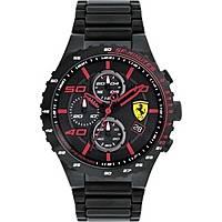 watch chronograph man Scuderia Ferrari Speciale Evo FER0830361