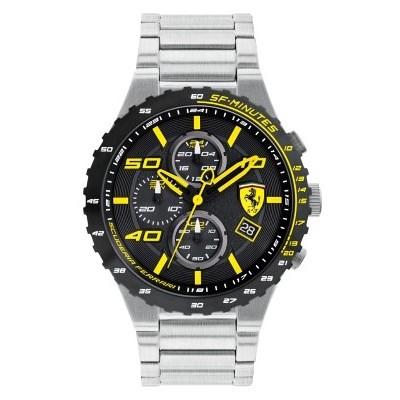 watch chronograph man Scuderia Ferrari Speciale Evo FER0830362