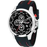 watch chronograph man Sector 180 R3251180022