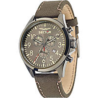 watch chronograph man Sector 180 R3271690021