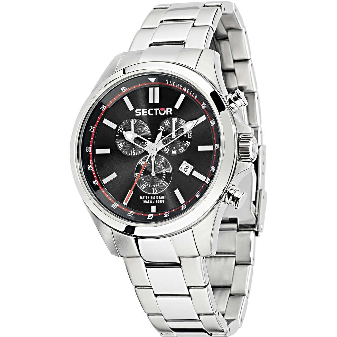 watch chronograph man Sector 180 R3273690008
