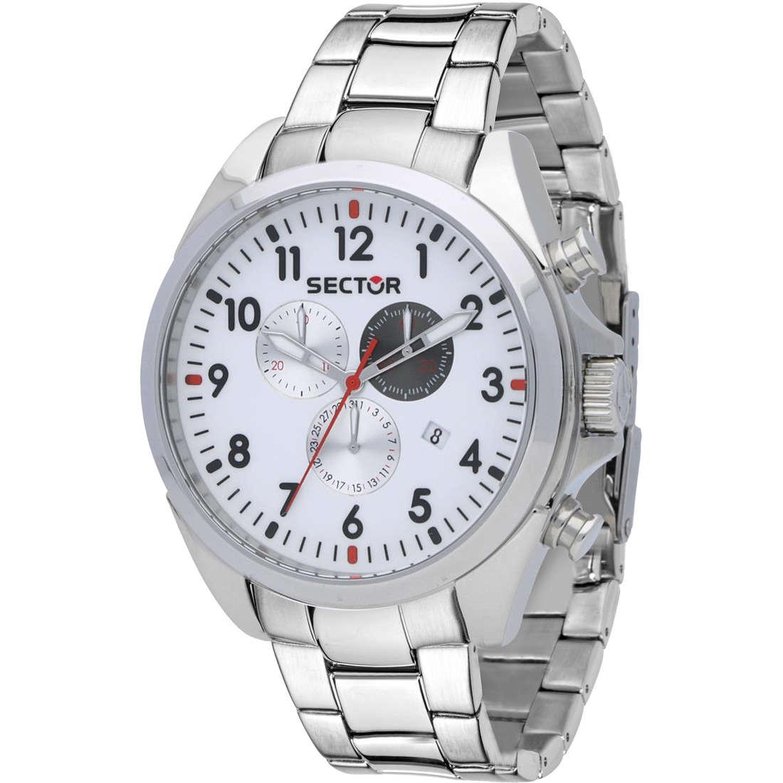 watch chronograph man Sector 180 R3273690010