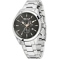 watch chronograph man Sector 180 R3273975008
