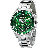 watch chronograph man Sector 230 R3273661006