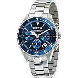 watch chronograph man Sector 230 R3273661007