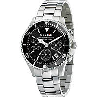 watch chronograph man Sector 230 R3273661009